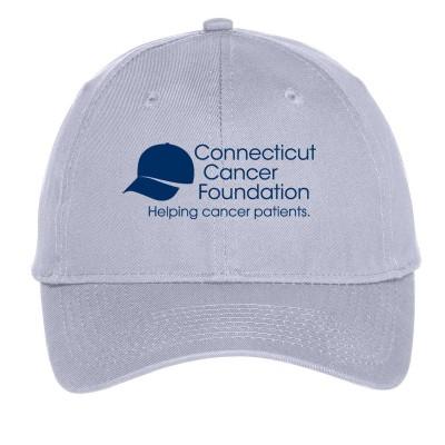 Port & Company Six-Panel Unstructured Twill Cap